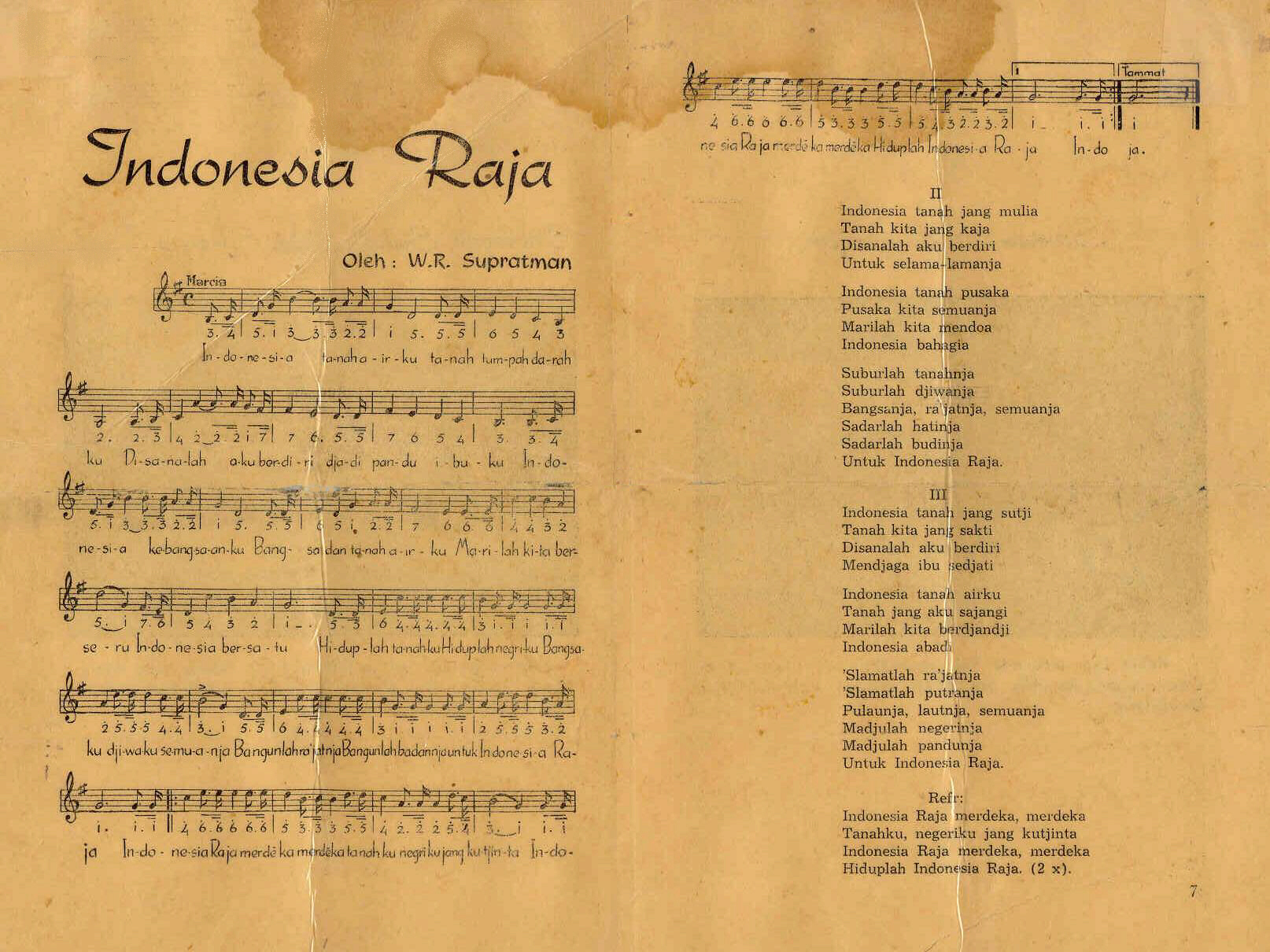 Music With Indonesian Lyrics